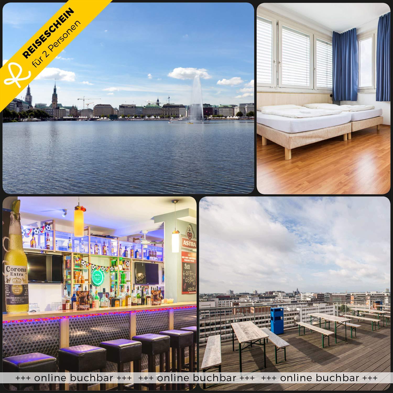 Reiseschein Vale de Viaje – 4 días de Vacaciones en Hamburgo en la ...