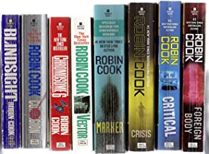 Jack Stapleton & Laurie Montgomery Series (Blindsight, Contagion, Chromosome 6, Vector, Marker, Crisis, Critical, Foreign ...