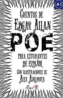 Cuentos de Edgar Allan Poe para estudiantes de español. Nivel A1: Tales from Edgar Allan Poe. Reading Book For Spanish learners. Level A1. (Read in Spanish) (Volume 3) (Spanish Edition)