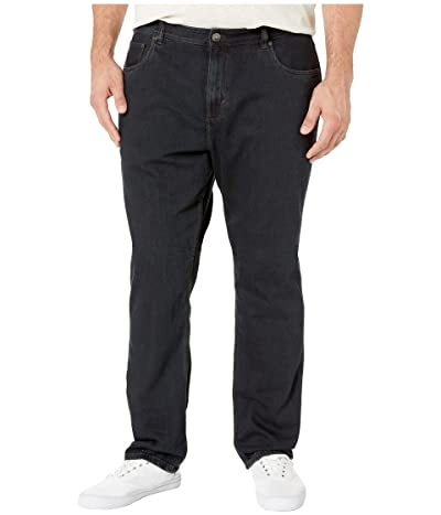 Tommy Bahama Big & Tall Big Tall Antigua Cove Jeans (Black Overdye) Men