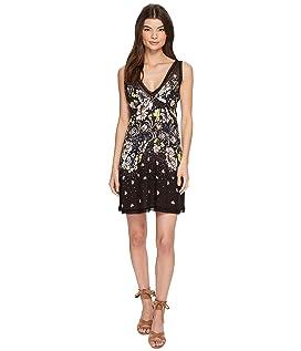 Longwood Printed Slip Dress