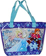 Disney Frozen Large PVC Carry-All Clear Tote