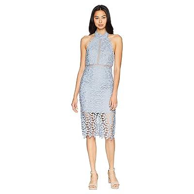Bardot Gemma Dress (Dusty Blue) Women