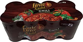 Beef Chili with Beans 8/15 Oz.