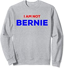 Best I Am Not Bernie - Not Your Buttercup Grandpa look alike Sweatshirt Review