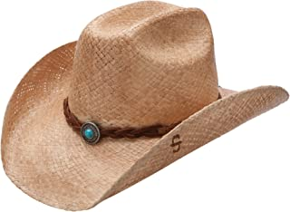 Flatrock - Shapeable Straw Cowboy Hat