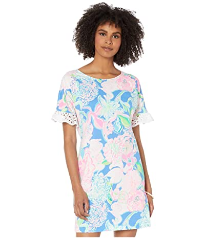 Lilly Pulitzer Helina Dress (Multi Peony For Your Thoughts) Women