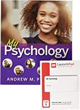 My Psychology & LaunchPad for My Psychology (Six Month Access)
