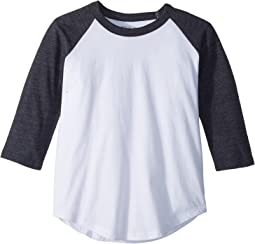 Chaser Kids - Vintage Jersey Baseball Tee (Little Kids/Big Kids)