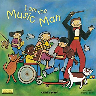 I am the Music Man: Softcover