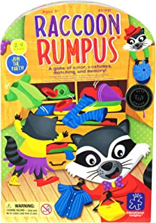 Educational Insights Raccoon Rumpus Game - Matching Game