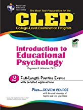 CLEP Introduction to Educational Psychology (CLEP Test Preparation)
