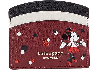 Kate Spade New York Disney X Kate Spade New York Minnie Mouse Card Holder