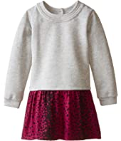 Vince Kids - Luxe Mixed Media Dress (Toddler/Little Kids)