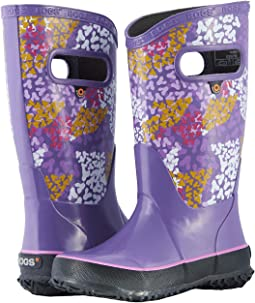Bogs Kids - Rain Boot Footprints (Toddler/Little Kid/Big Kid)
