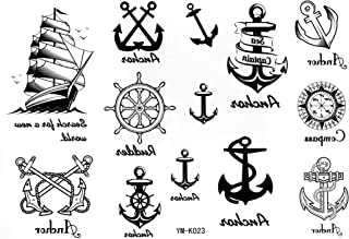 Best nautical temporary tattoos Reviews