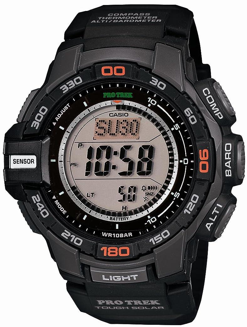 はねかける温室準備ができて[カシオ]CASIO 腕時計 プロトレック ソーラー PRG-270-1JF メンズ