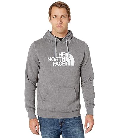 The North Face Half Dome Pullover Hoodie (TNF Medium Grey Heather/TNF White) Men