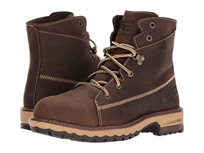 Timberland PRO Hightower 6 Alloy Safety Toe (Kaffe Full Grain Leather) Women