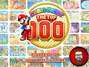 Mario Party The Top 100 Gameplay With Mega Mike