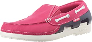 Crocs Juniors Beach Line Hybrid Boat Shoes