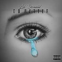 Best lil donald do better mp3 Reviews