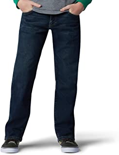 LEE Boys 52789 Boy Proof Relaxed Fit Tapered Leg Jean Jeans - Blue