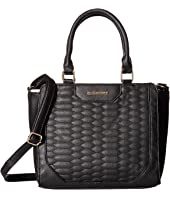 Rampage Snake Quilt Mini Satchel