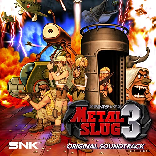METAL SLUG 3 メタルスラッグ
