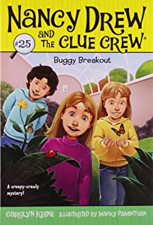 Buggy Breakout (Nancy Drew and the Clue Crew, No. 25)