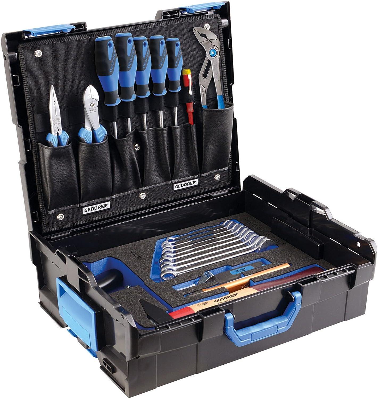 GEDORE L-BOXX 136 - 23 teilig   Der Azubi Azubi Azubi Werkzeugkoffer mit Check-Tool-Einlage   Profi Werkzeuge für jede Gelegenheit   Spannungsprüfer B00IN46C3O | Schenken Sie Ihrem Kind eine glückliche Kindheit  ee65b2