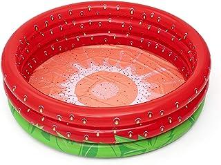 حمام سباحة قابل للنفخ بطبعة فراولة للاطفال من بيست واي 51145
