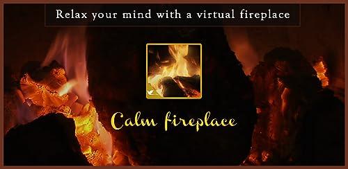 『Calm Fireplace TV』の18枚目の画像