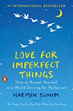 Love for Imperfect Things: How to Accept Yourself in a World Striving for Perfection (English Edition)