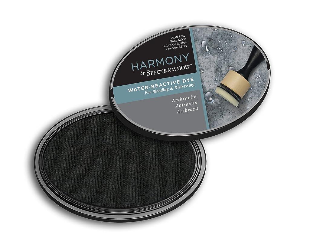 Spectrum Noir SN-IP-HWR-Anth Harmony (Anthracite) Water Reactive Ink Pad