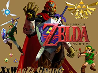 Clip: The Legend Of Zelda Ocarina Of Time