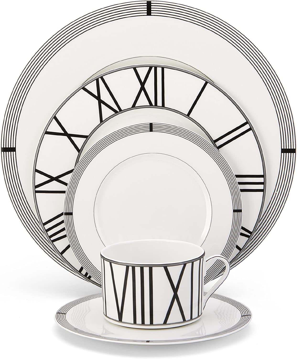 Mikasa Winslet 5-Piece Place Setting, Service for 1