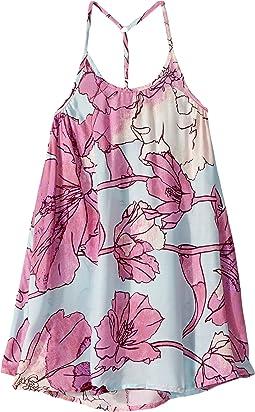 Maaji Kids - Watercolor Garden Short Dress Cover-Up (Toddler/Little Kids/Big Kids)
