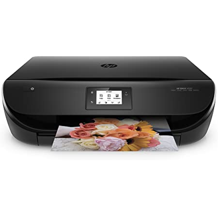 HP Envy 4520 Wireless All-in-One Photo Printer with Mobile Printing,HP Instant Ink or Amazon Dash replenishment ready (F0V69A)