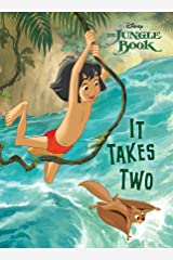 Jungle Book: It Takes Two (Disney Storybook (eBook)) Kindle Edition