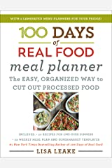 100 Days Of Real Food Meal Planner Hardcover