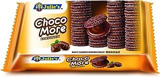 Julie's Choco More Sandwich Biscuits, 160g