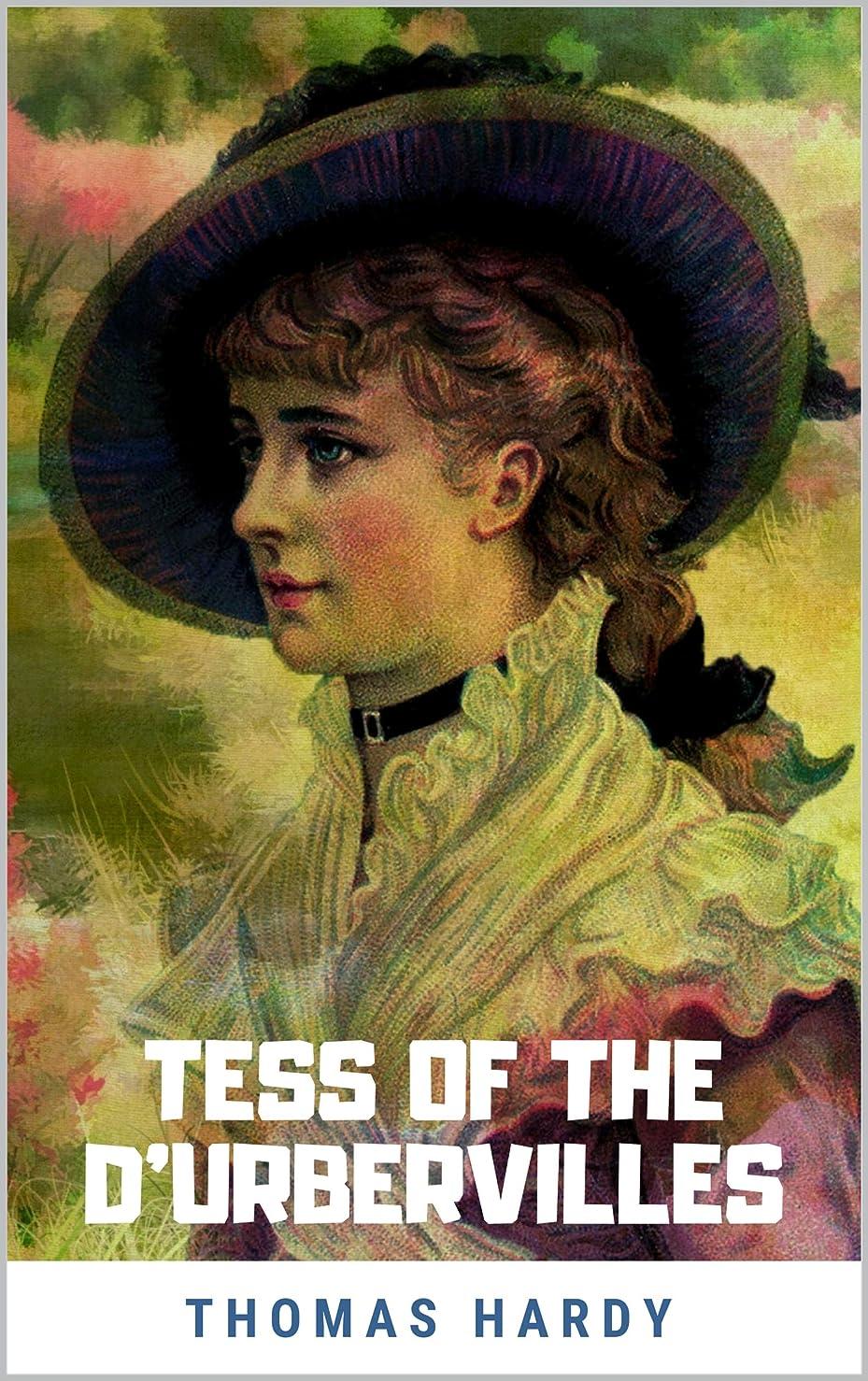 続編効能ベテランTess of the d'Urbervilles (Thomas Hardy Collection Book 1) (English Edition)