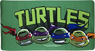 Nickelodeon Teenage Mutant Ninja Turtles Bathtub Mat, Green