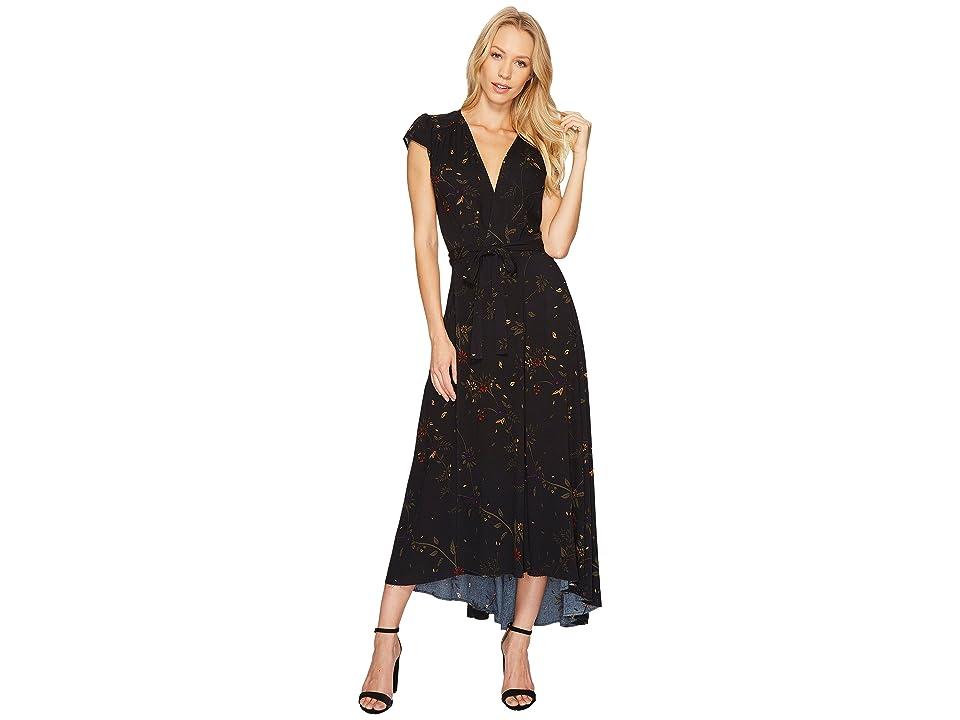 Image of AG Adriano Goldschmied Daphne Dress (True Black Multi) Women's Dress
