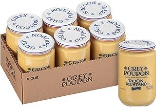 Sponsored Ad - Grey Poupon Dijon Mustard (24oz Jars, Pack of 6)