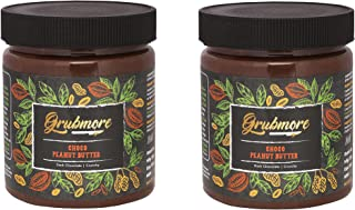 Grubmore's Choco Peanut Butter (Combo Of 2)