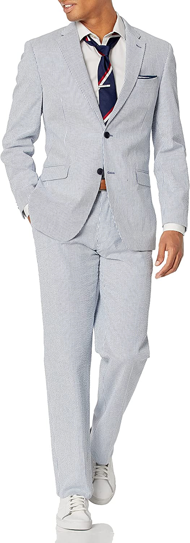 Tommy Hilfiger Men's Trevor Single Breast 2 Button Suit