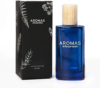 AROMAS ARTESANALES - Eau de Parfum Tineo | Perfume con vaporizador para hombres | Fragancia Masculina 100 ml | Distintos A...