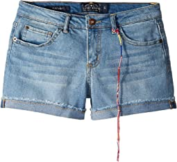 Riley Denim Shorts in Christie (Big Kids)